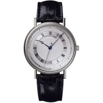 Breguet 5930BB12986 White gold Classique 35.5mm new United States of America, Pennsylvania, Holland