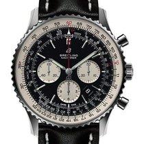 Breitling Navitimer 01 (46 MM) neu 2020 Automatik Uhr mit Original-Box und Original-Papieren AB0127211B1X1
