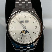 Montblanc Heritage Chronométrie Steel 40mm Silver United States of America, Florida, Clearwater