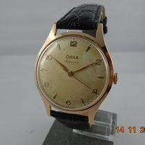 Doxa Automatic 585 Gold AS 1361