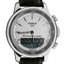 Tissot новые Кварцевые 42mm Сталь Сапфировое стекло