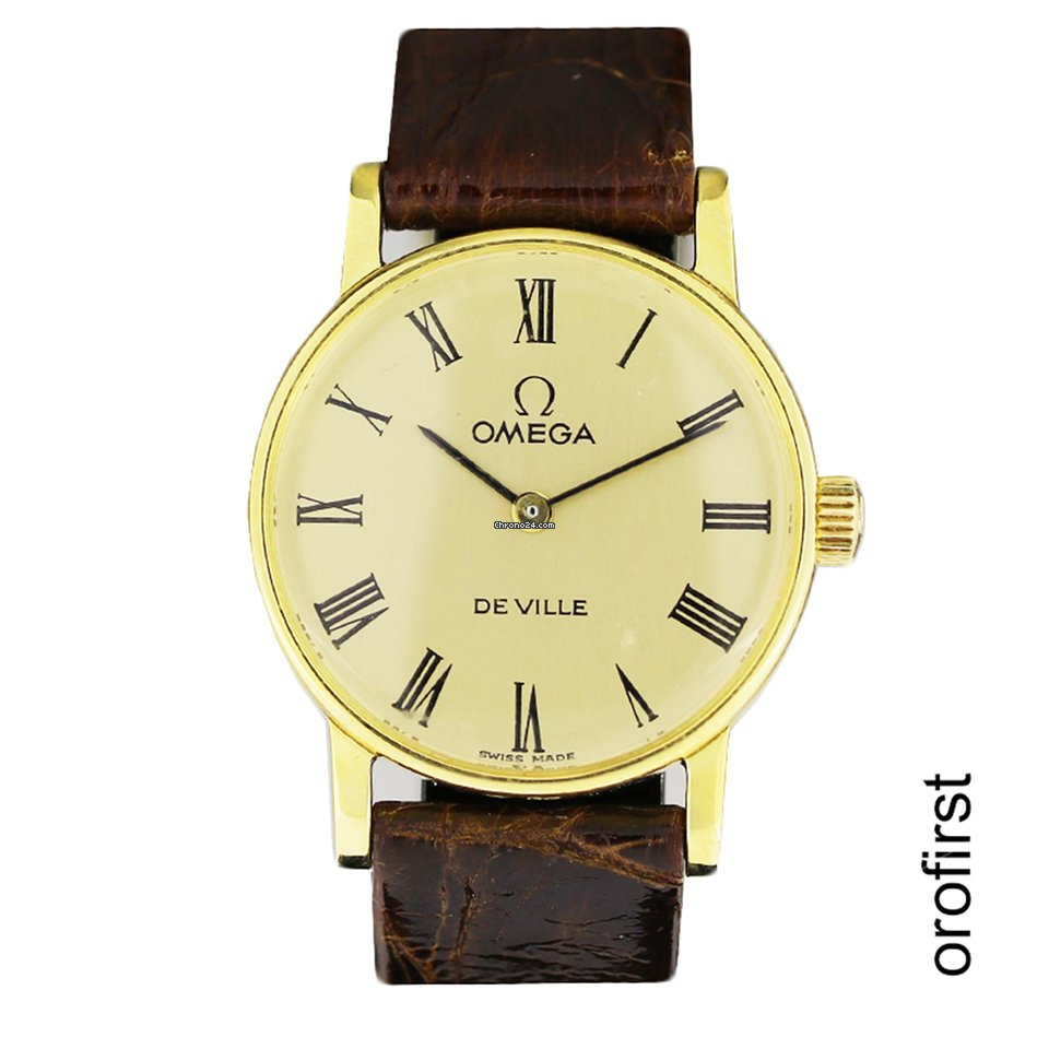47a36dcc42 Orologi Omega Oro giallo - Tutti i prezzi di orologi Omega Oro giallo su  Chrono24