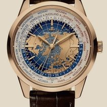 Jaeger-LeCoultre Master Control Geophysic Universal Time 18K...