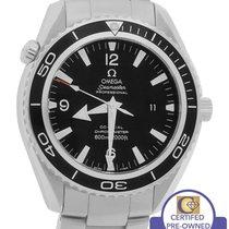 Omega Seamaster Planet Ocean XL Black 45.5mm Co-Axial 2200.50