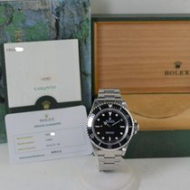 Rolex Submariner (No Date) Box and Papers + Service Rolex