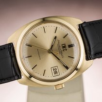 IWC Yacht Club Yellow gold 33,5mm Gold No numerals