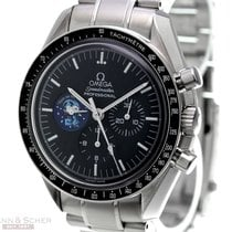 Omega Speedmaster Snoopy Ref-35785100 Stainless Steel Box...