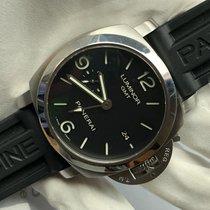 沛納海 Luminor 1950 3 Days GMT Automatic 二手 44mm 鋼