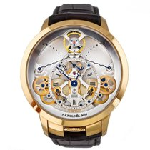 Arnold & Son 44.6mm Manual winding 2014 new Time Pyramid