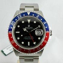 Rolex GMT-Master Pepsi  Rosso blu Red Blu  Tritium dial