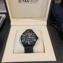 TAG Heuer Formula 1 Calibre 5 pre-owned 41mm Steel