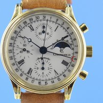 Chronoswiss Gold/Steel 38mm Automatic 77990 pre-owned