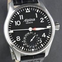 Alpina Stål 44mm Automatisk AL-710B4S6 ny