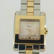 Chopard 278498-9001 Gold/Steel Happy Sport 38mm new