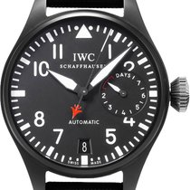 IWC Big Pilot Top Gun new 2019 Automatic Watch with original box and original papers IW501901