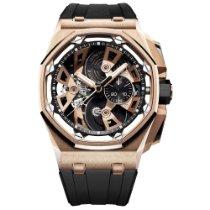 Audemars Piguet Royal Oak Offshore Tourbillon Chronograph nuevo 45mm Oro rosado