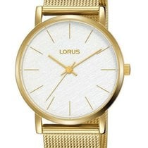 Lorus Steel 34mm Quartz RG206QX9 new