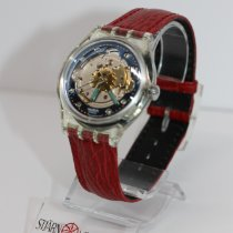 Swatch Plastic Automatic Swatch SAK101 new