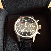 IWC IW3741 Steel Pilot Chronograph 36mm new