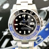 Rolex Aluminum Automatic pre-owned GMT-Master II