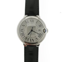 Cartier Ballon Bleu 42mm new 2019 Automatic Watch with original box and original papers W69016Z4