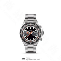 Tudor Heritage Chrono M70330N-0005 New Steel 42mm Automatic