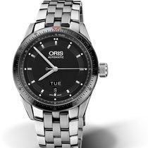 Oris Artix GT Steel 42mm Black