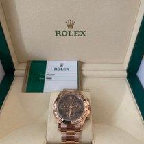 Rolex 116505 Rose gold 2015 Daytona 40mm pre-owned United Kingdom, Liverpool
