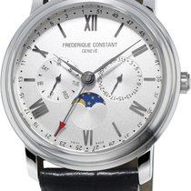 Frederique Constant Classics Business Timer 270SW4P6 new