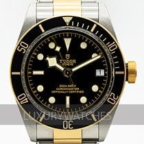 Tudor Black Bay S&G Zeljezo 41mm Crn