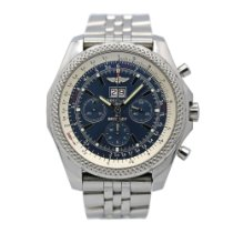 Breitling Bentley 6.75 Steel 48mm Black No numerals United States of America, New York, New York