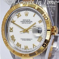 Rolex Datejust Turn-O-Graph Steel 36mm White Roman numerals United States of America, Florida, 33431