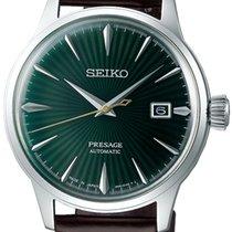 Seiko Steel Automatic SRPD37J1 new