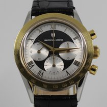 Universal Genève Compax 284.445 1990 pre-owned