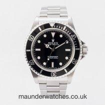 Rolex Submariner (No Date) 14060M 2006 подержанные