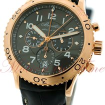 Breguet Type XX - XXI - XXII Rose gold 42.5mm Arabic numerals United States of America, New York, New York