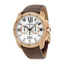 Cartier Calibre de Cartier Chronograph Roségold 42mm