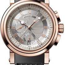 Breguet Rose gold 42mm Automatic 5827br/12/5zu new United States of America, New York, Airmont