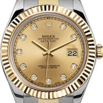 Rolex Datejust II Steel 41mm Champagne United States of America, California, Glendale