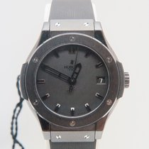 Χίμπλοτ (Hublot) Classic Fusion Quartz ''Black Magic''