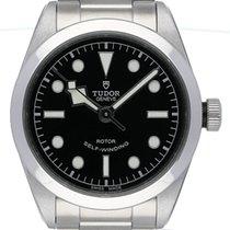 Tudor 79500 Staal Black Bay 36 36mm nieuw