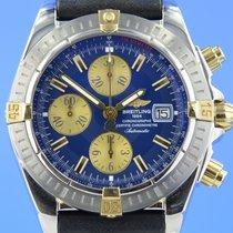 Breitling Chronomat Evolution Gold/Stahl 44mm Blau Deutschland, Berlin