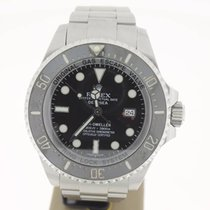 Rolex Sea-Dweller Deepsea 44mm Steel (B&P2013) MINT BlackDial