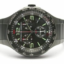 Porsche Design P6321 Edition 1 Steel Black Case & Dial...