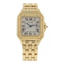 Cartier Large Cartier Panthere 18K Yellow Gold Watch