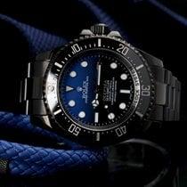 Rolex 116660 D-Blue Sea-Dweller Deepsea Black PVD