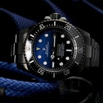 Rolex Sea-Dweller Deepsea 116660 D-Blue neu