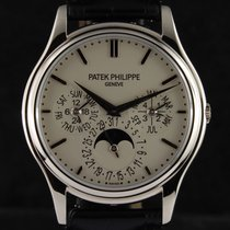 Patek Philippe Perpetual Calendar White Gold