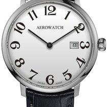 Aerowatch 40,00mm Kvarts 21976 AA05 ny