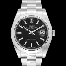 Rolex Datejust Steel 41mm Black United States of America, California, San Mateo